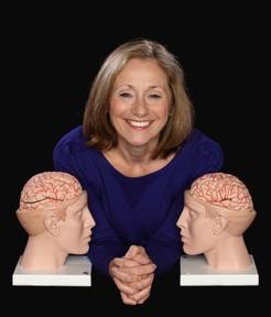 cognitive neuroscientist Dr Lynda Shaw