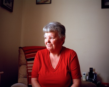 Anne Heron cares for her friend and has been ever since she moved in with her after her own marriage broke down. Anne lived with her for many years and then became her full-time carer.