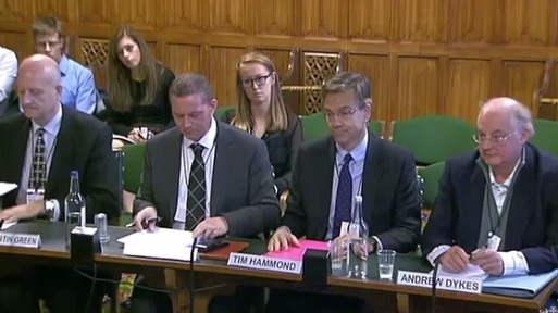 Adult social care leaders give evidence in Parliament