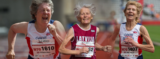 Photographer in awe of age-defying athletes reveals 'we're not nearly as fragile as I'd thought'