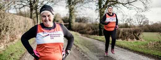 Woman with early onset dementia: 'I want to prove I can run London Marathon'