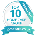 homecare.co.uk Top 20 Home Care Group Awards 2017