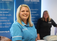 Blue Ribbon Is An Independent Home Care Provider Offering Personalised And Support Services Throughout The UK To People In Comfort Of Their Own