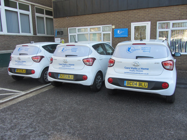 Bluebird Care Guildford & Waverley, Lion House, 147 Oriental