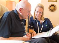 Somerset Cares Community Services In South Provide Personalised Care To People Living Their Own Homes And Support Are Carried Out By