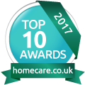 homecare.co.uk Top 10 Home Care Awards 2017