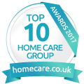 homecare.co.uk Top 10 Home Care Group Awards 2017