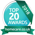 homecare.co.uk Top 20 Home Care Awards 2018