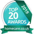 homecare.co.uk Top 20 Home Care Awards 2019